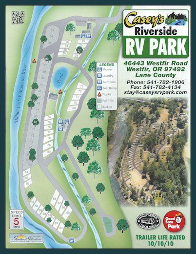 Caseys Riverside RV Park